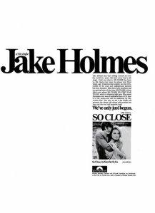 1970-10-17 JAKE HOLMES