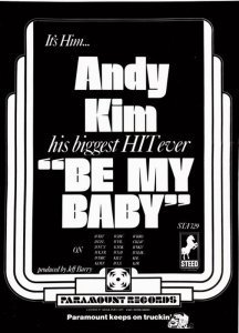 1970-11-07 ANDY KIM