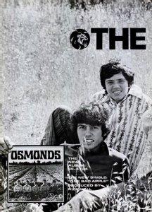 1970-11-15 OSMONDS