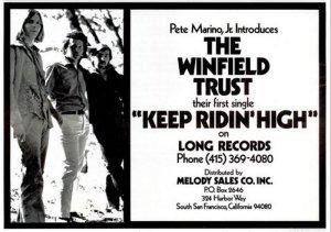 1970-11-15 WINDFIELD TRUST
