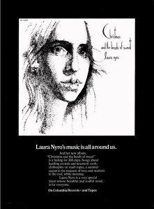 1970-12-12 LAURA NYRO