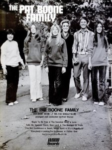 1971 - 01 BOONE FAMILY
