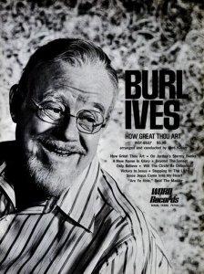 1971 - 01 BURL IVES