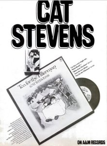 1971 - 01 CAT STEVENS