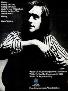1971 - 01 DAVE MASON