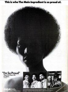 1971 - 01 MAIN INGREDIENT
