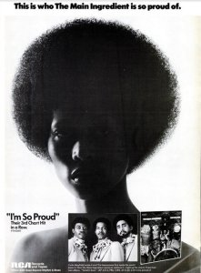 1971 - 01 MAIN INGREDIENT