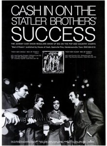 1971 - 01 STATLER BROTHERS