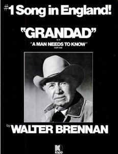 1971 - 01 WALTER BRENNAN