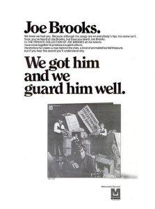 1971 - 02 JOE BROOKS