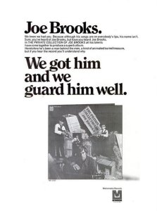 1971 - 02 JOE BROOKS
