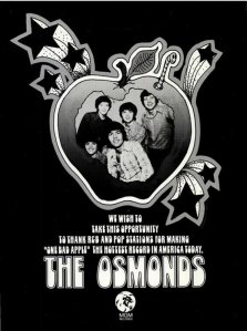 1971 - 02 OSMONDS