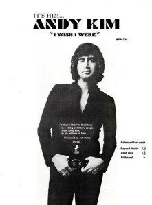 1971 - 03 ANDY KIM
