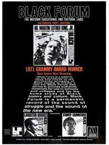 1971 - 03 BLACK FORUM