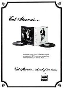1971 - 03 CAT STEVENS
