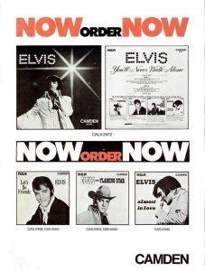 1971 - 03 ELVIS
