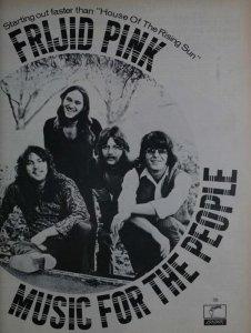 1971 - 03 FRIJID PINK