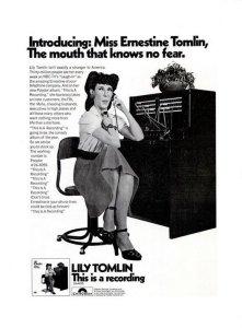 1971 - 03 LILLY TOMLIN