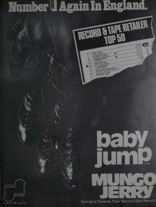 1971 - 03 MUNGO JERRY