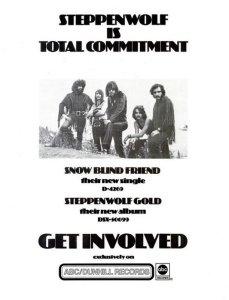 1971 - 03 STEPPENWOLF