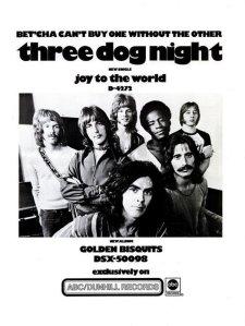 1971 - 03 THREE DOG NIGHT