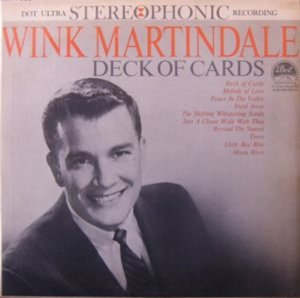 MARTINDALE WINK 1959 A