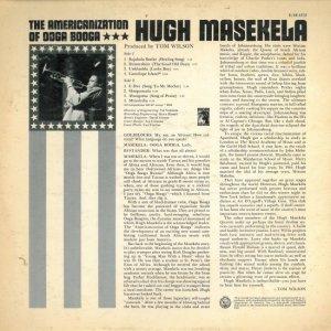 MASEKELA HUGH 1965 B