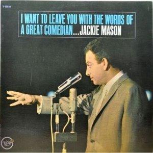 MASON JACKIE 1963 A