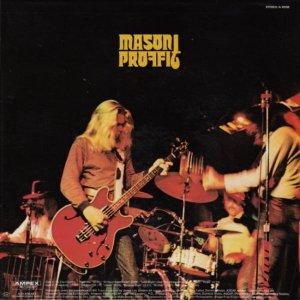 MASON PROFFIT 1971 B