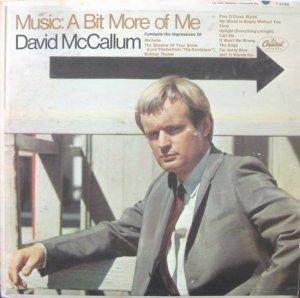 MCCALLUM DAVID 1967 A