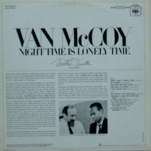 MCCOY VAN 1966 UK B