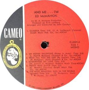 MCMAHON ED 1967 C