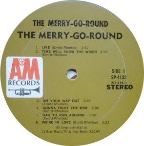MERRY GO ROUND 1967 C