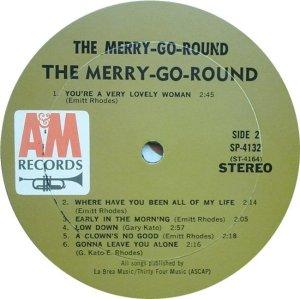MERRY GO ROUND 1967 D