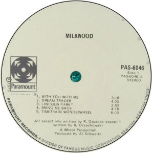 MILKWOOD 1972 C