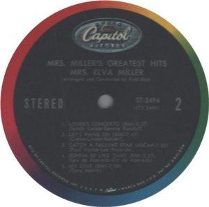 MILLER MRS 1966 C