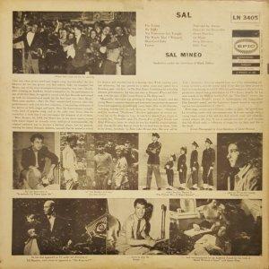 MINEO SAL 1958 B