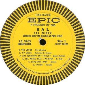 MINEO SAL 1958 C