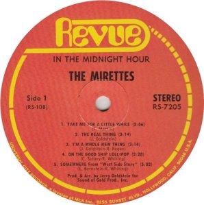 MIRETTES 1968 C