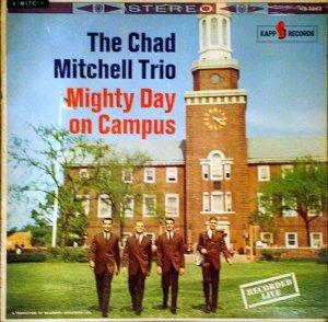 MITCHELL TRIO 1962 A