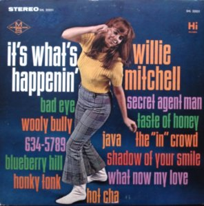 MITCHELL WILLIE 1966 A