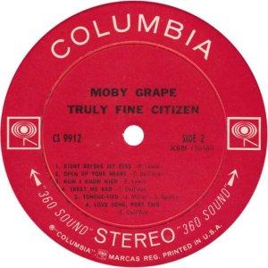 MOBY GRAPE 1969 D