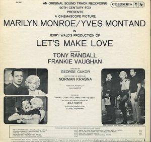 MONROE MARILYN 1960 B