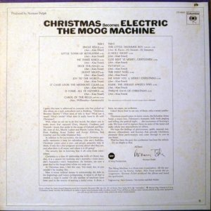 MOOG MACHINE 1968 B