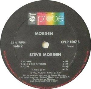 MORGEN 1969 D