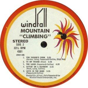 MOUNTAIN 1970 D