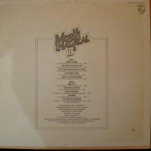 MOUTH MACNEIL 1972 B