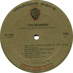 MUGWUMPS 1967 D