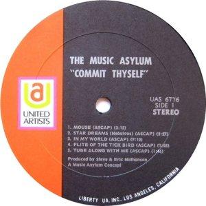 MUSIC ASYLUM 1970 C