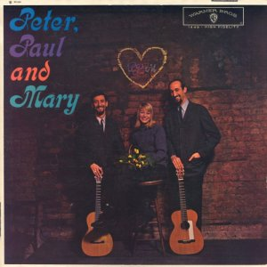 PETER PAUL MARY 1962 A